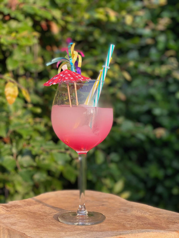 Místè Limoncello pink sweet lemon ambiance